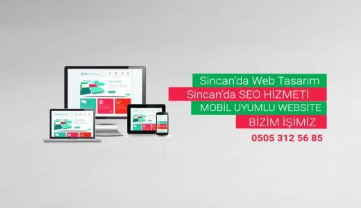 Sincan Web Tasarım